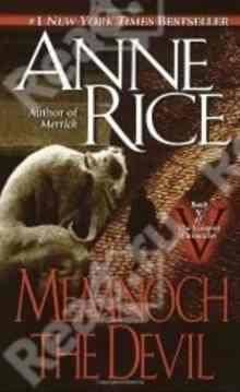 Memnoch the Devil (Rice Anne)