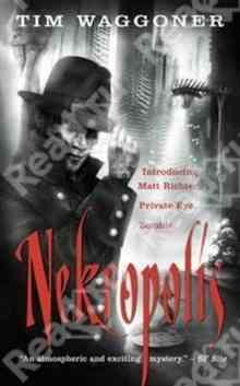 Nekropolis - Waggoner Tim