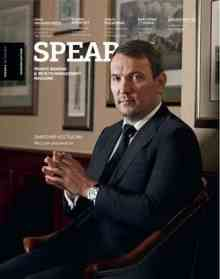 Spears Russia. Private Banking & Wealth Management Magazine. 11/2015 - �������� ���������
