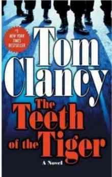 Teeth of the Tiger (Clancy Tom)