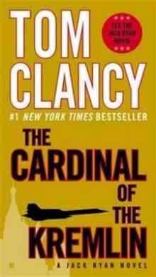 The Cardinal of the Kremlin (Clancy Tom)