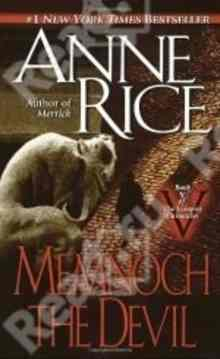 Memnoch the Devil (Rice Anne)