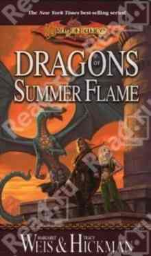 Dragons of Summer Flame - Weis Margaret