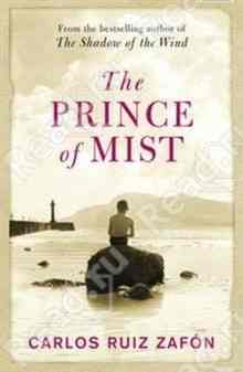The Prince Of Mist - Zafon Carlos Ruiz