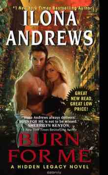 Burn for Me (Andrews Ilona)